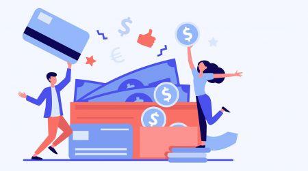 Como abrir uma conta e sacar dinheiro no Binarium