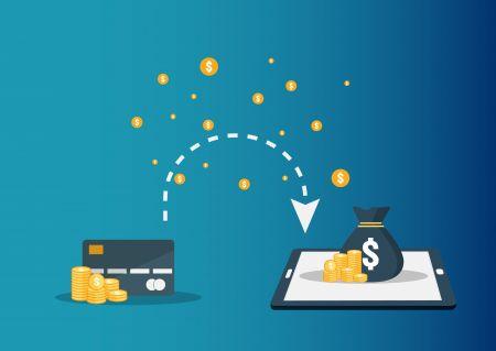Deposit Funds in Binomo via Credit Card