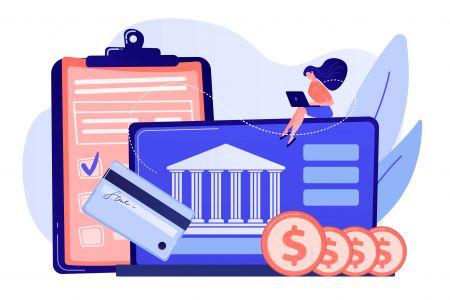 Deposit Funds in Binomo via VIETNAM Electronic Wallet