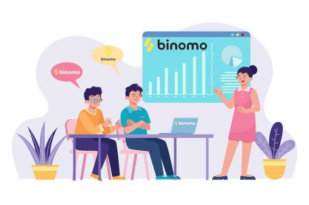 How to Register and Trade at Binomo