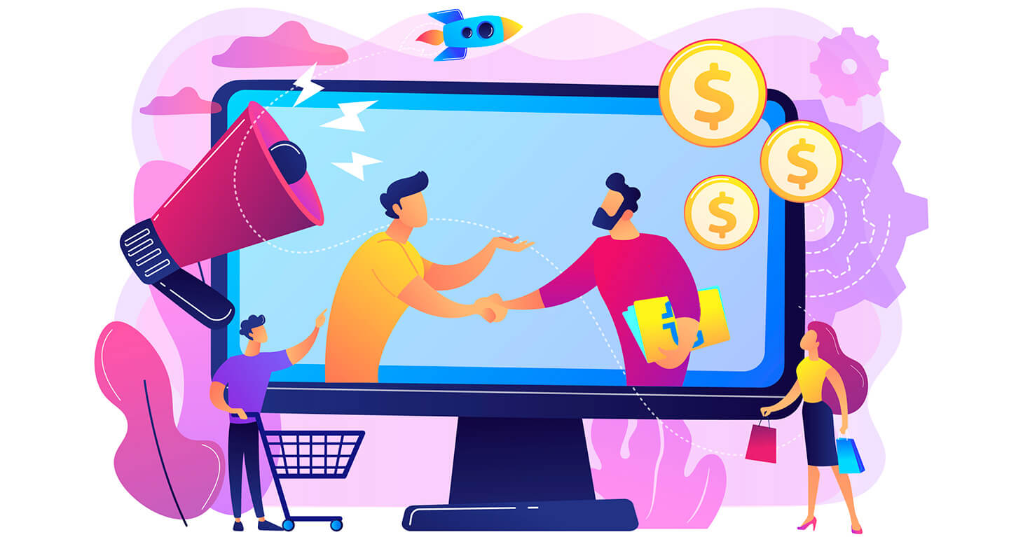 How to Join Affiliate Program in ExpertOption