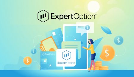 How to Open Account and Deposit Money at ExpertOption