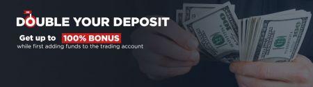 FINMAX Double Deposit - Up to 100% Bonus