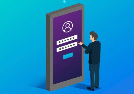 Como abrir uma conta comercial Pocket Option