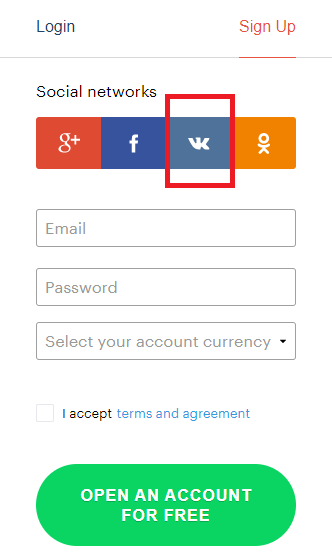 How to Open Account and Sign in to Binarium