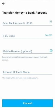 Deposit Funds in Binomo via INDIA Electronic Wallet