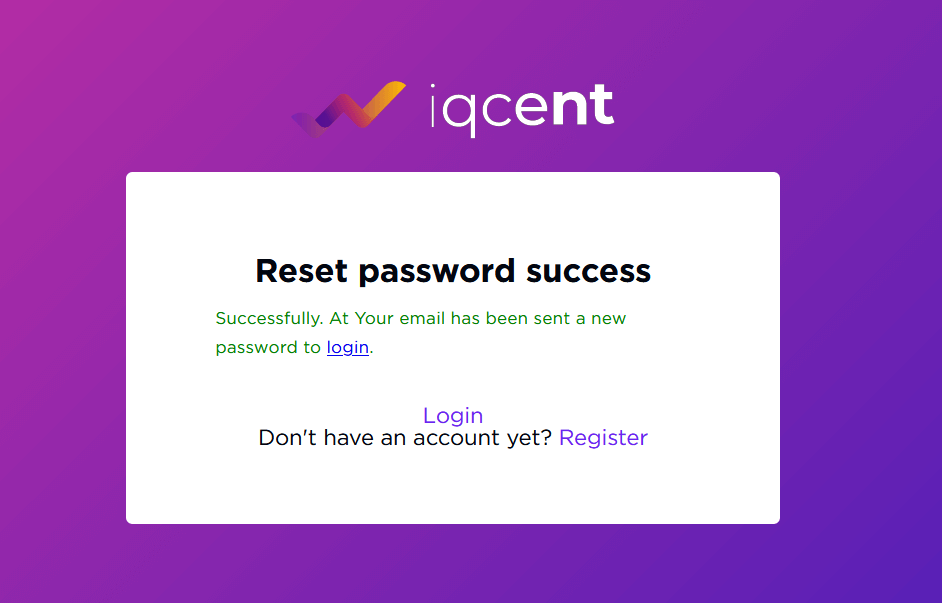 How to Login to IQcent