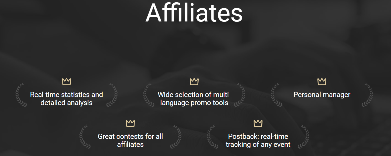 How to Join Affiliate Program in Olymp Trade