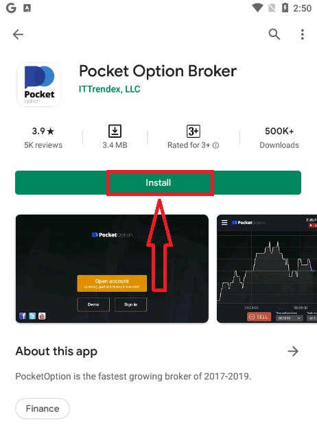 How to Download and Install Pocket Option Application for Mobile Phone (Android, iOS)