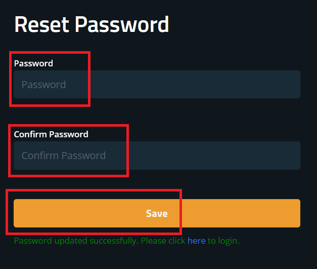 How to Login to Spectre.ai