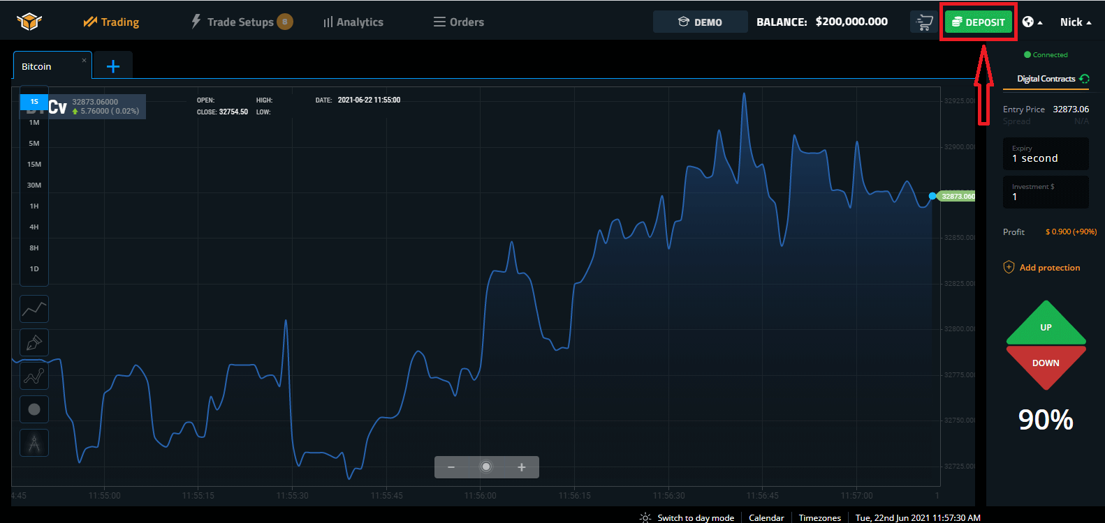 How to Trade at Spectre.ai for Beginners